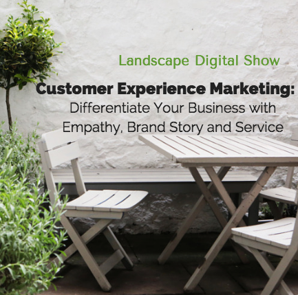 Customer Experience Marketing: Differentiate Your Business with Empathy, Brand Story and Service