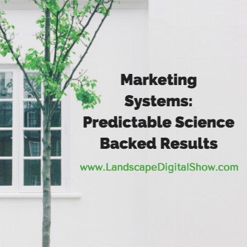 Marketing Systems: Predictable Science Backed Results