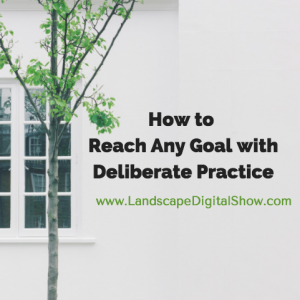 How to Reach Any Goal with Deliberate Practice